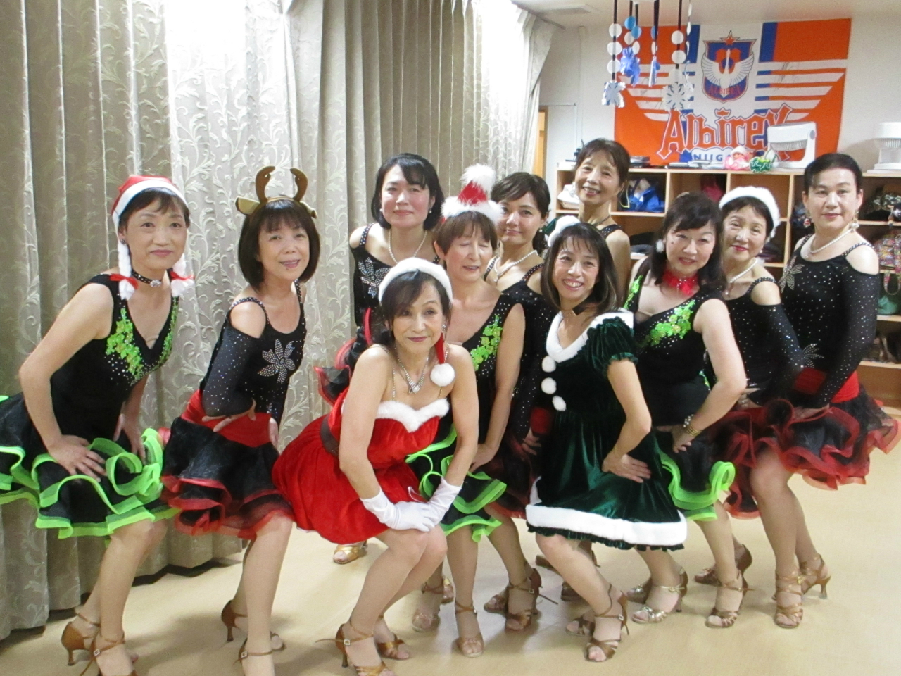クリスマス★スペシャルダンスショー