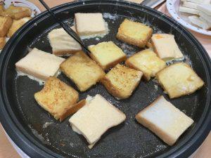 フレンチトースト作りました(o^^o)