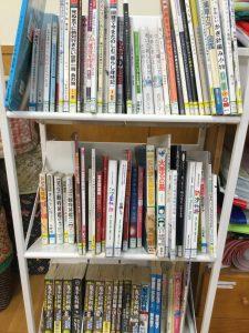 今月の本棚のラインナップ~8月~