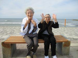 新発田の藤塚浜までドライブに行ってきました!