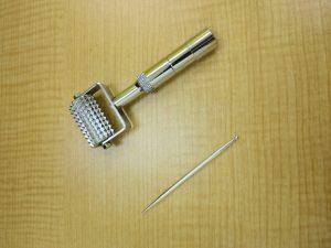 鍼治療の色々な「鍼」