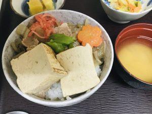 ~2/17肉豆腐丼~