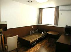 家具・テレビ・介護用ベッドも標準装備