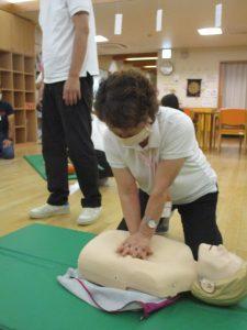 AED研修に参加しました♡♡