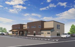 【はあとふるあたご】新潟市東区に来春「シェア スペース」を備えた複合型高齢者施設を開設