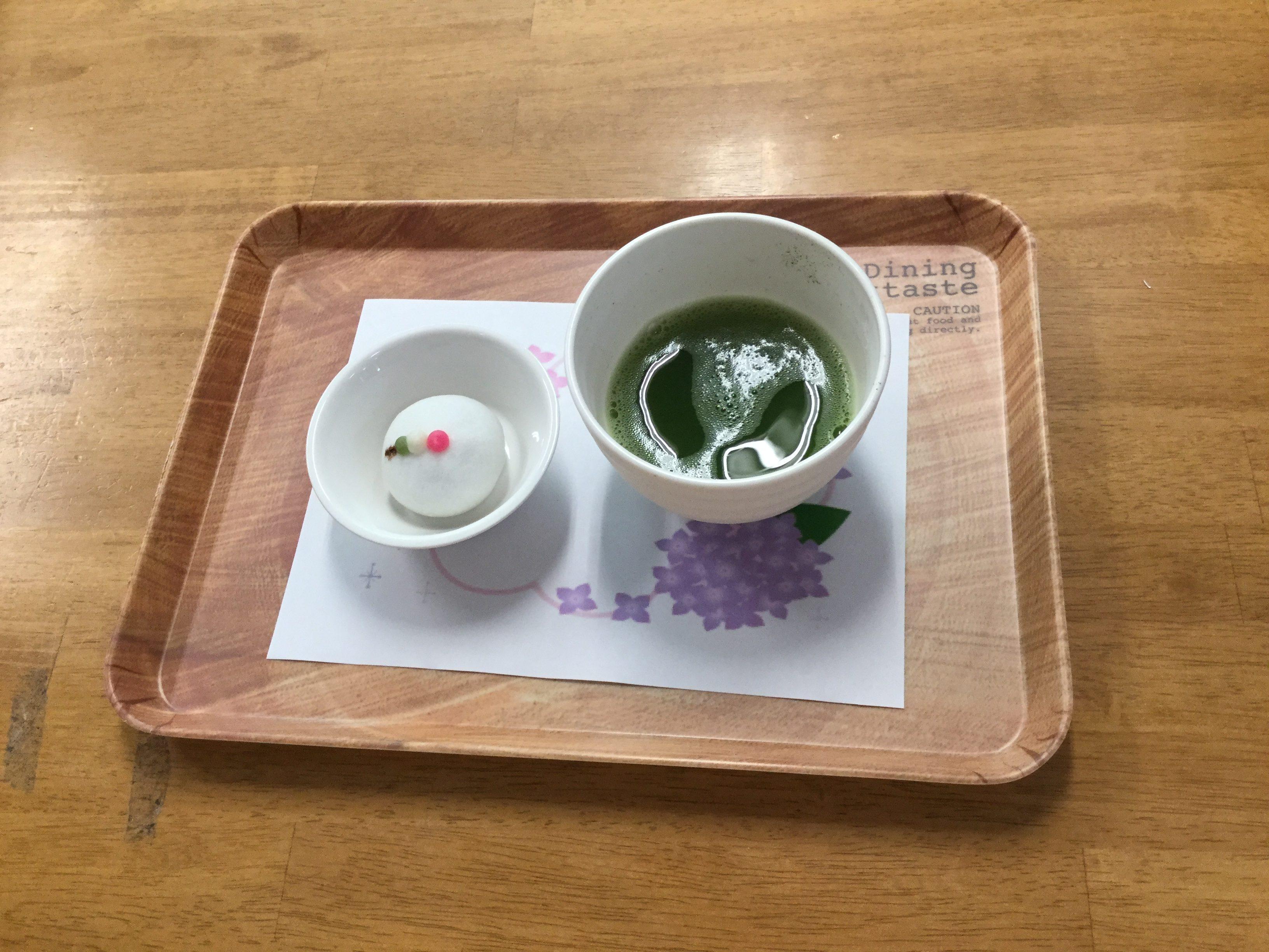 初夏のお茶会🍃